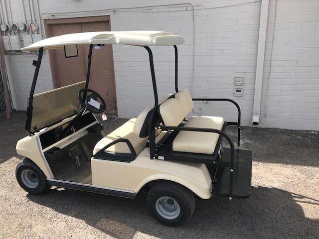 2013 Club Car DS 4-passenger flip Golf Cart