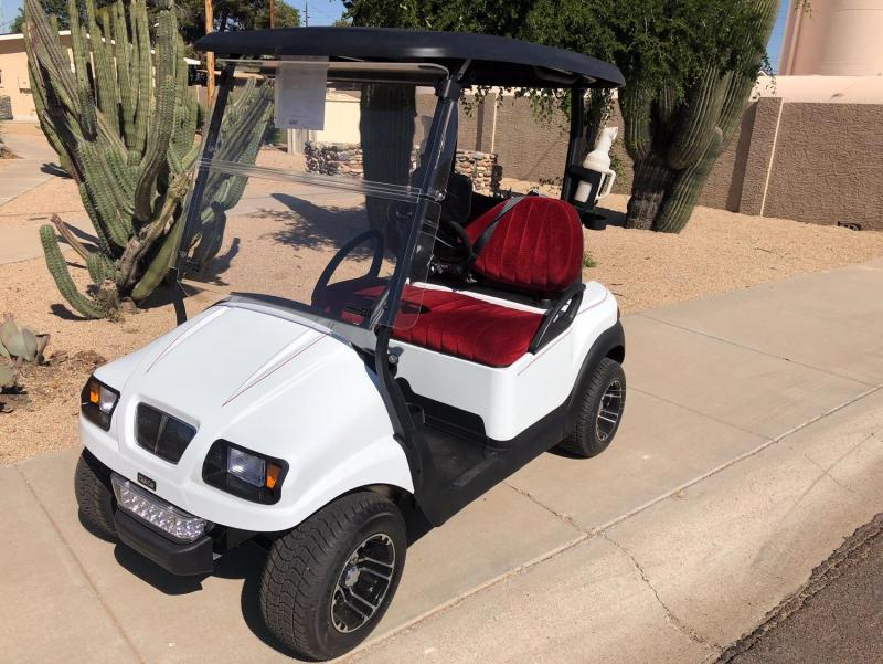2016 Club Car Phantom Golf Cart