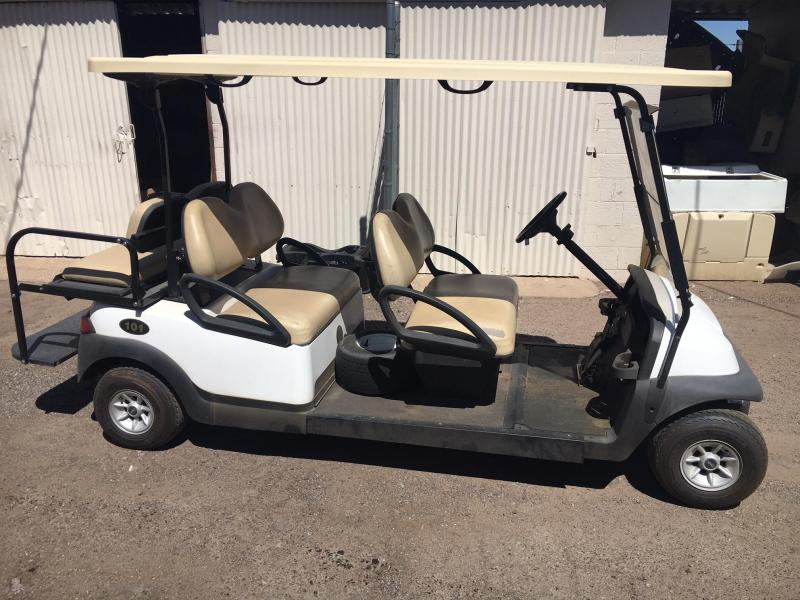 2011 Club Car Precedent 6-passenger Golf Cart