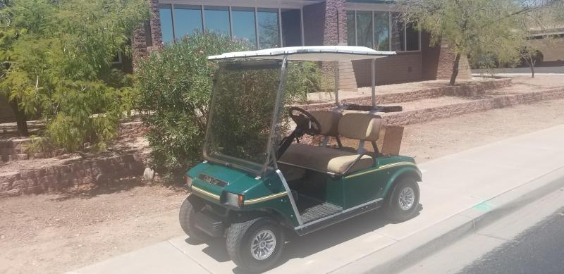 1996 Club Car DS Golf Cart