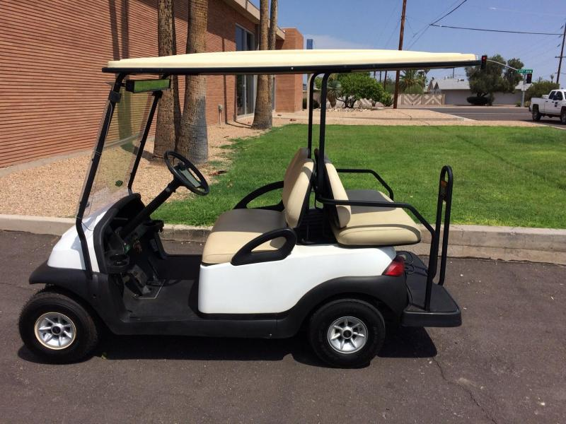 2006 Club Car Villager 4 Golf Cart
