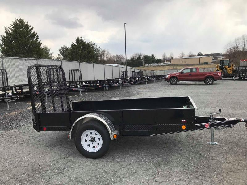 "2018 PJ Trailers 10'x60"" All-Steel Utility Trailer"