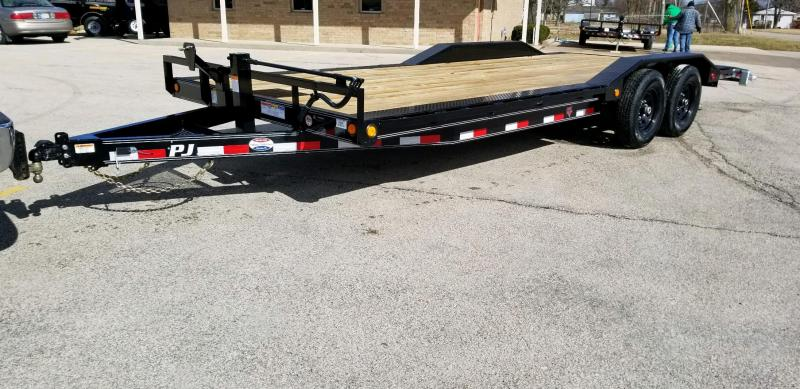 2020 PJ Trailers B6222 102x22 Car / Racing Trailer