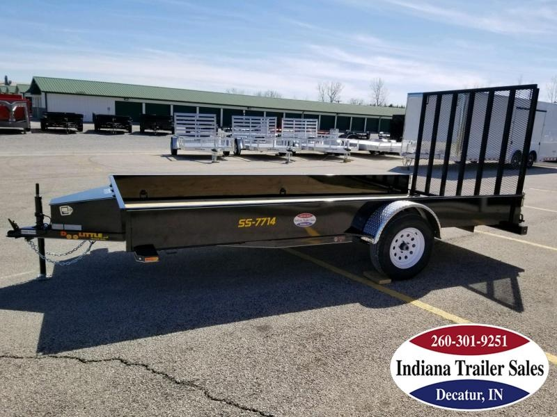 2018 Doolittle Trailer Mfg UT77x143K-SS Utility Trailer
