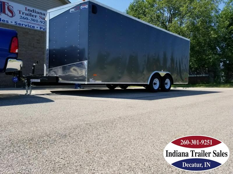 2019 RC Trailers RWT8.5x20TA3 Enclosed Cargo Trailer