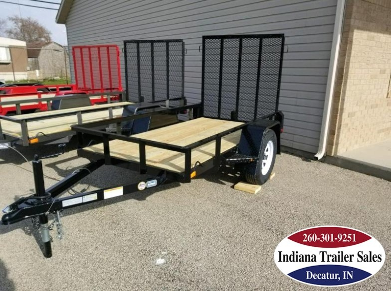 2018 Nation Trailers 4x8SA Utility Trailer
