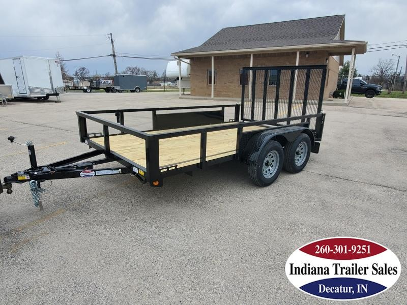 2021 Quality Steel and Aluminum 82x12 - 8212AN7KTA Utility Trailer