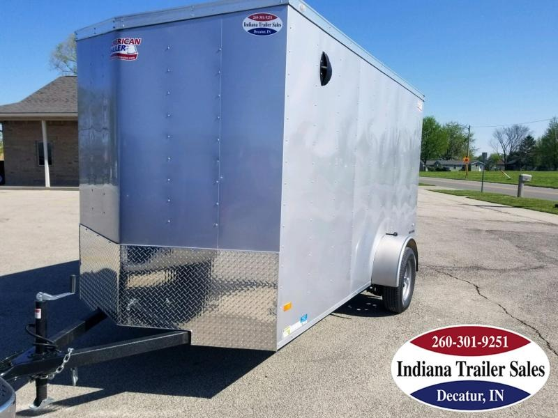 2018 American Hauler Industries NH612SA Enclosed Cargo Trailer