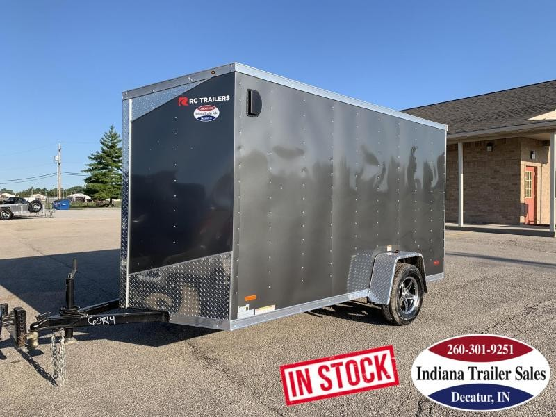 2020 RC Trailers RDLX6x12SA Enclosed Cargo Trailer