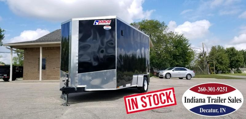 2019 Pace American JV7x12SE2SE Enclosed Cargo Trailer