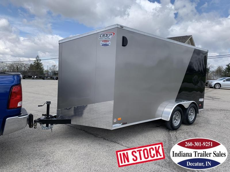 2020 Bravo Trailers SC7X14TA2 Enclosed Cargo Trailer