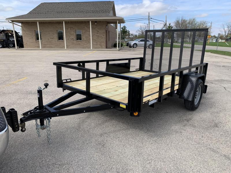2020 Quality Steel and Aluminum 6x10 - 7410AN3.5KSA Utility Trailer