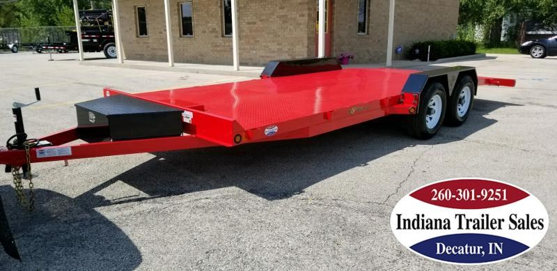 2019 B-Wise CFD20-10 Car / Racing Trailer