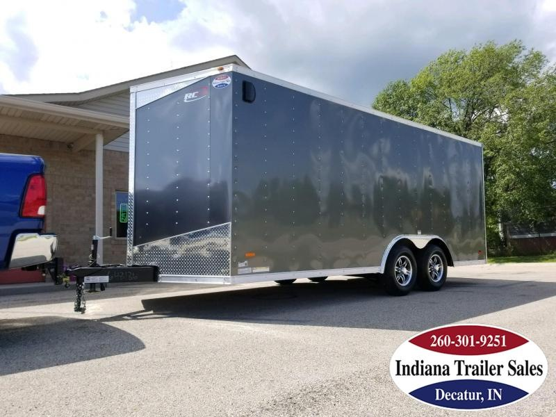 2019 RC Trailers RWT8.5x18TA3 Enclosed Cargo Trailer