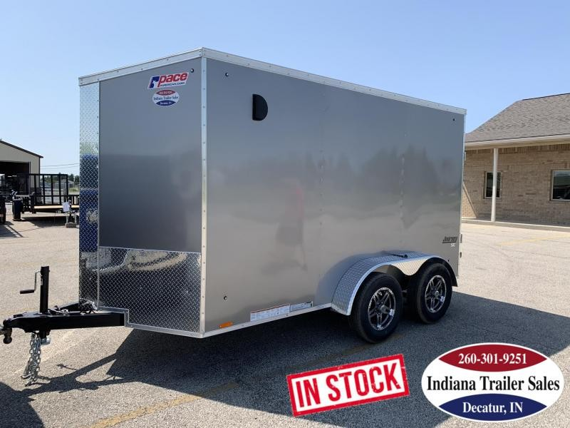 2020 Pace American JV6X12TE2SE Enclosed Cargo Trailer