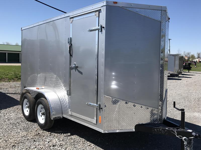 2017 RC Trailers RWT6x12TA2 Enclosed Cargo Trailer