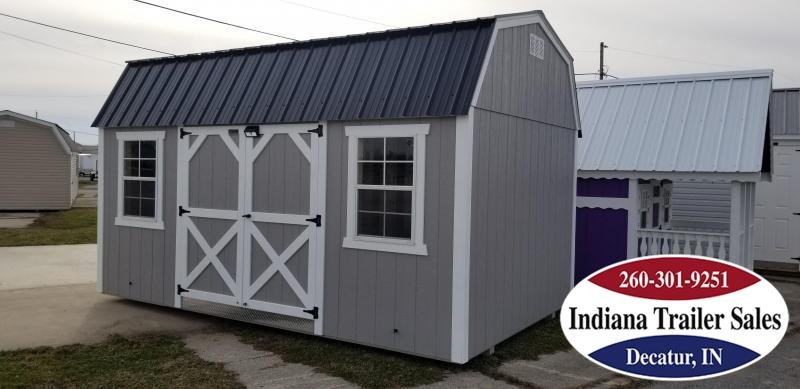 2020 Sheds Direct Painted Smart Barn - 10x16 - IN22781619-T11