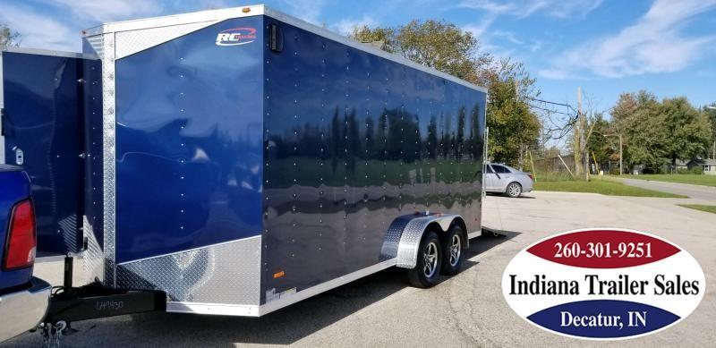 2019 RC Trailers RWT7x18TA2 Enclosed Cargo Trailer
