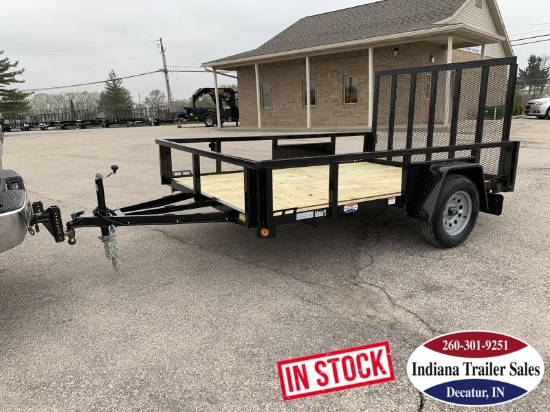 2020 Quality Steel and Aluminum 82x10 - 8210AN3.5KSA Utility Trailer