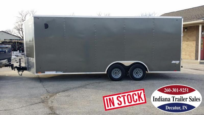 2020 Pace American JV85X20TE3 Enclosed Cargo Trailer