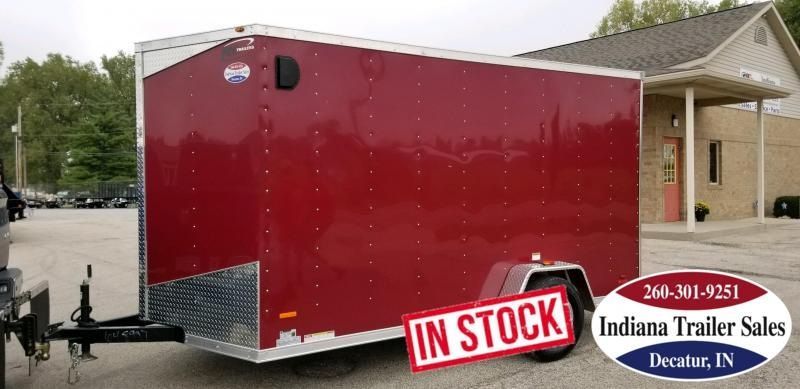 2019 RC Trailers RWT7x12SA Enclosed Cargo Trailer