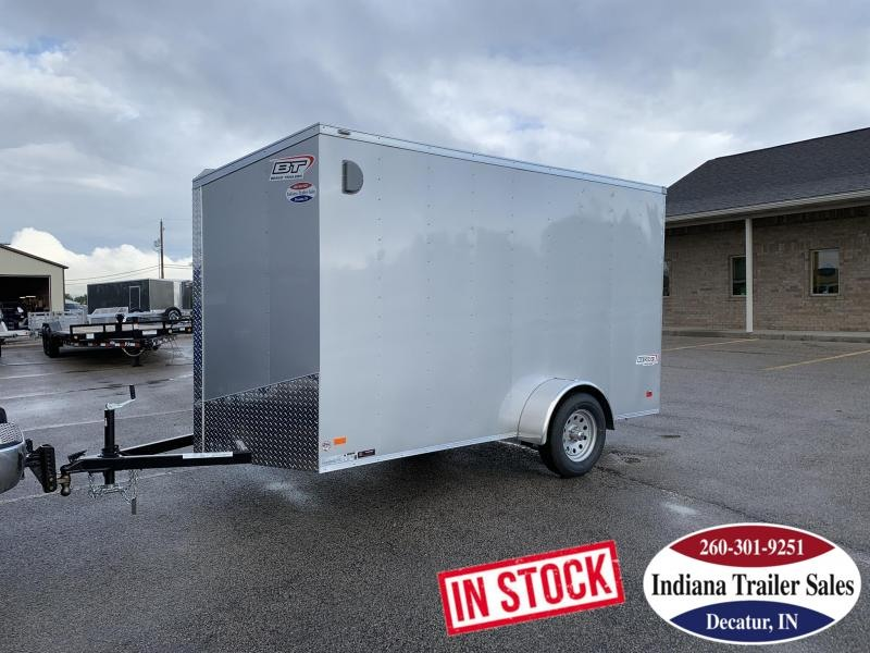 2020 Bravo Trailers SC6X12SA Enclosed Cargo Trailer