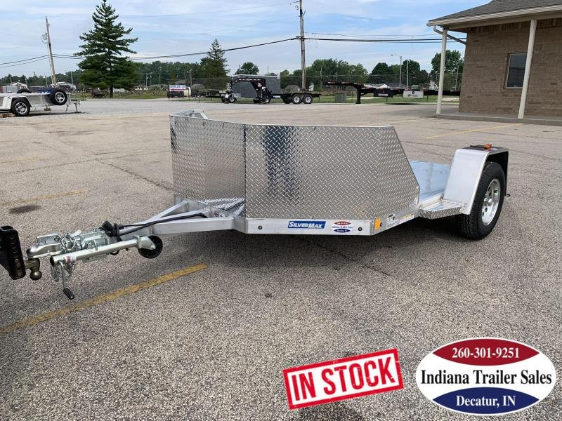 2020 RC Trailers ART8.5x11 81x11 OB2 Motorcycle Trailer