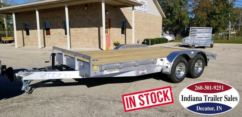 2019 RC Trailers ARCH8.5x16TA3 Car / Racing Trailer
