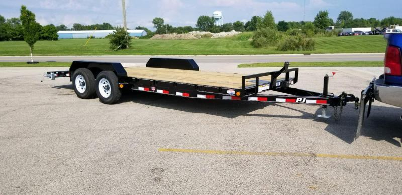 2020 PJ Trailers CEJ2052 83x20 Car / Racing Trailer