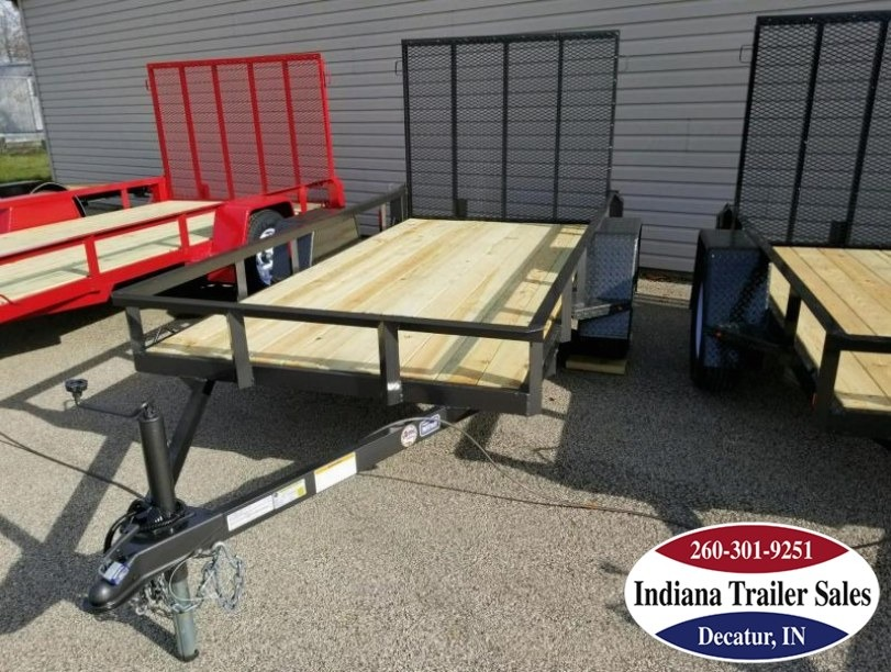 2018 Nation Trailers 5x10SA Utility Trailer