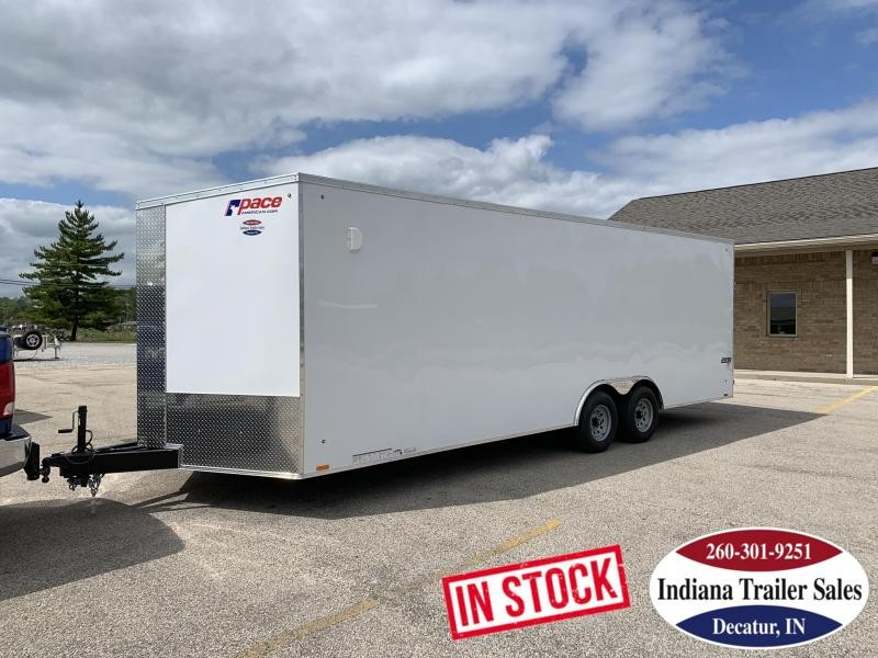 2020 Pace American JV85X24TE3 Enclosed Cargo Trailer