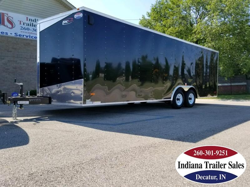 2019 RC Trailers RWT8.5x24TA3 Enclosed Cargo Trailer
