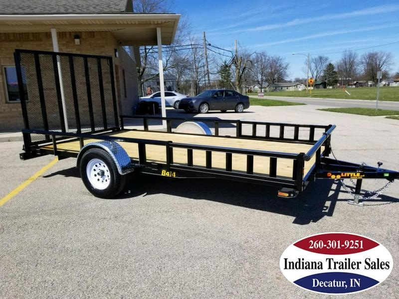 2018 Doolittle Trailer Mfg UT84x143K Utility Trailer