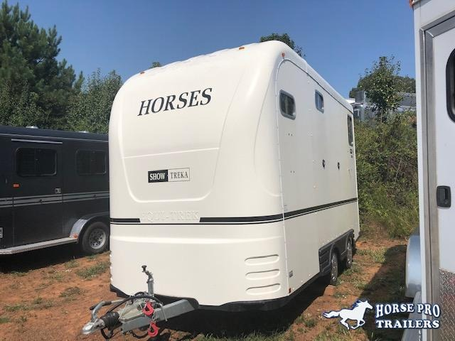 2017 Other Equi Trek 2H Show Treka Horse Trailer