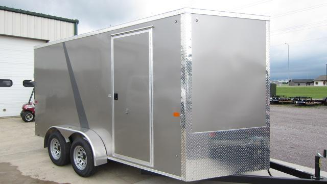 2018 AERO 7X14 V Enclosed Cargo Trailer