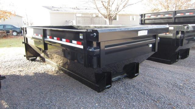 2018 Load Trail Drop-N-Go Roll Off Box Dump Trailer