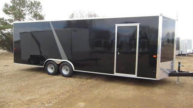 2019 AERO 8.5X20 V Enclosed Cargo Trailer
