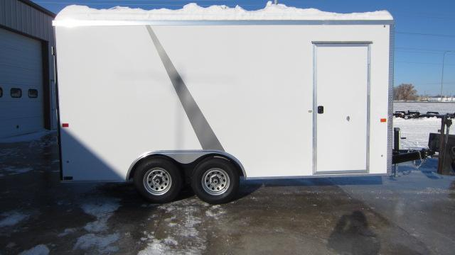 2019 AERO 8.5x16 Enclosed Cargo Trailer