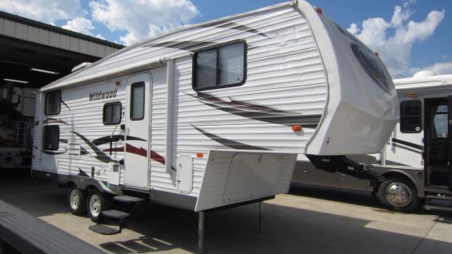 2012 Wildwood 24BHSS Travel Trailer