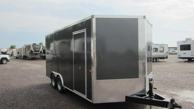 2020 AERO 8.5 X 16 V Enclosed Cargo Trailer