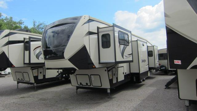2019 Sandpiper 379FLOK Fifth Wheel RV