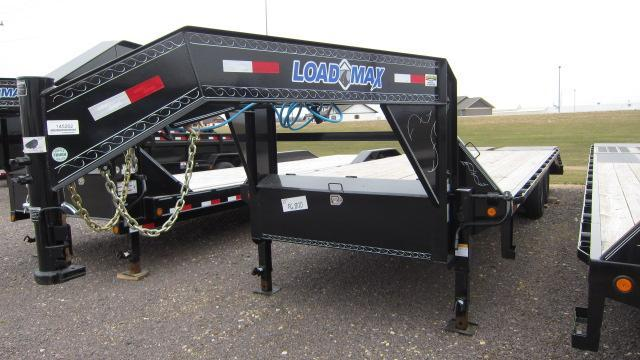 2018 Load Trail 102X25 Tandem Heavy Duty Gooseneck Flatbed Trailer