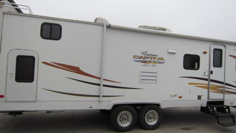 2009 Coachmen Captiva 291QBS