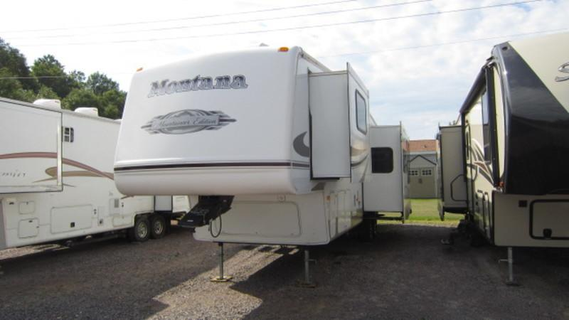 2007 Keystone Montana 342PHT Fifth Wheel