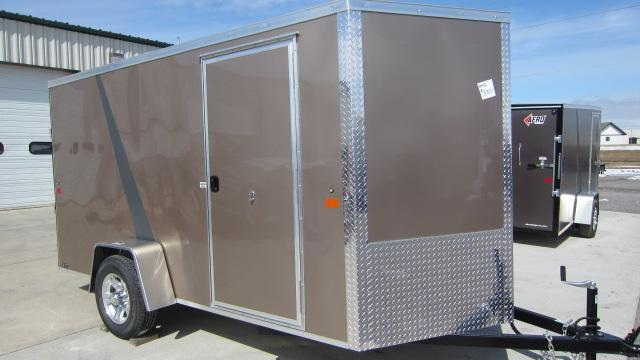 2018 Aero Trailers 6x12V Enclosed Cargo Trailer