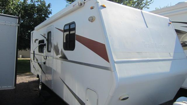 2010 TrailManor Elkmont M-24 Travel Trailer RV