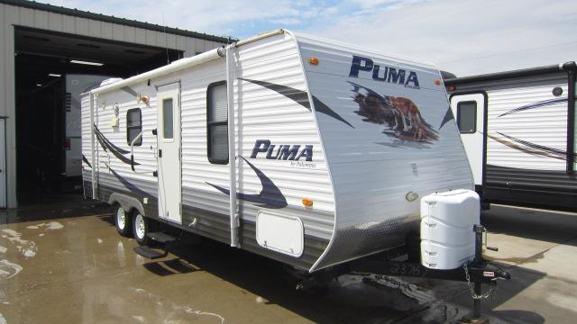 2009 Puma 25BH Travel Trailer