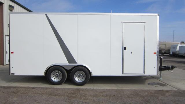 2019 AERO 8.5x18 V Enclosed Cargo Trailer