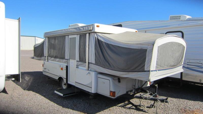 2004 Fleetwood Utah Tent Camper