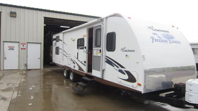2010 Coachmen Freedom Express Liberty Edition 292BHDS Travel Trailer
